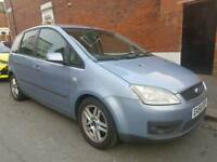 2006 Ford Focus C-Max Zetec***Great Family Car***