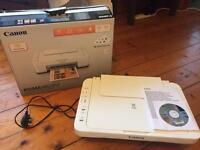 Canon printer, copy, scan