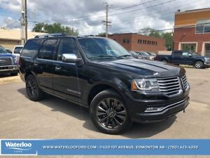2016 Lincoln Navigator Select | Heated/Cooled Seats | Moonroof |