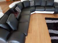 Luxury Corner Sofa - 6 Seater