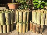 Boarder log rolls