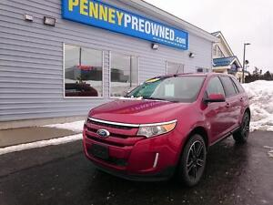 2013 Ford Edge AWD