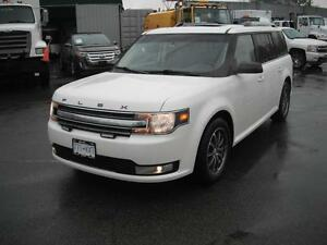 2014 Ford Flex SEL AWD 3rd row seating