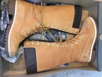 Size 7 Ladies Timberland Boots