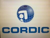 Cordic dispatch system