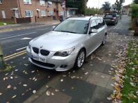BMW 525d M SPORT ESTATE LCI **P/X WELCOME**