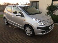 2009 Nissan Pixo Acce,£20 Road Tax,5 door,Excellent Condition