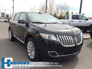 2013 Lincoln MKX LTD EDITION **GPS, TOIT PANO, DVD, FULL + WOW!!