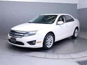 2011 Ford Fusion SEL A/C MAGS TOIT CUIR