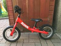 Balance bike - ridgeback scoot