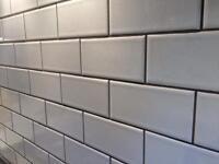 White Metro Tiles 2 boxes