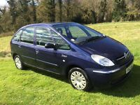 CHEAP RUNABOUT 04 PICASSO 2.0LTR HDI WILL BE SOLD WITH A FULL YEARS MOT GOOD DRIVING CAR £700 O N O