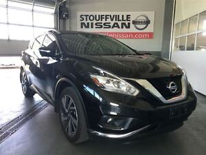 2015 Nissan Murano Platinum Loaded  Nissan CPO L:ow Rates