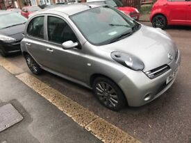 Nissan MICRA 2006 sports edition Manual With Long M.O.T