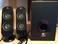 LOGITECH X230 2.1 CHANNEL MULTIMEDIA SPEAKER SYSTEM