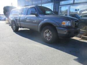 2010 Ford Ranger 4X4 SPORT 5-SPEED