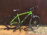 Whyte 603 XC large mountain bike