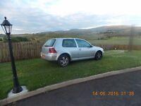 2001 VW Golf 1.9TDI 115bhp Mk4, bora, passat, jetta, astra, megane, auris,