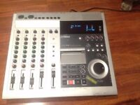 Yamaha MD4S Digital Multitrack Mini Disk Recorder
