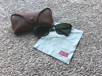 Ray-Ban mens sunglassses 4 months old,used once.® RB3498 sunglasses, featuring a sporty new design