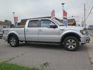 2012 Ford F-150 XL SuperCrew 5.5-ft. Bed 4WD Cambridge Kitchener Area image 4