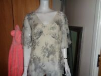 ladies marks and spencer blouse