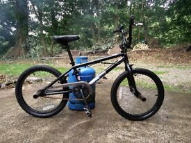 Haro F series 20inch BMX Freestyle Stunt Bike 18.5inch top tube.