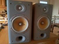 B&W DM601 S3 speakers