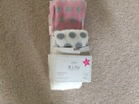 Pack of 3 Pairs of F & F Supersoft Tights Age 7-8 **NEW** 128 cms Height