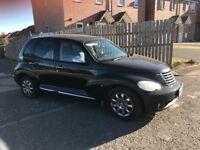 Chrysler pt cruser 55 plate Black
