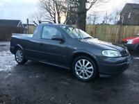 Astra pick up ,custom built ,one off