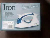 Brand new steam travel iron