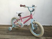 14 Inch Girl's Bicycle