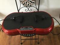 BODY FIT VIBRATING PLATE Perfect condition Bargain