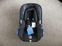 Childs car seat.