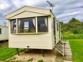 cheap static caravan for sale sited on sunnydale holiday park nr mablethorpe, cleethorpes & skegness