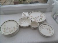 Marks and Spencer Autumn Leaves stoneware