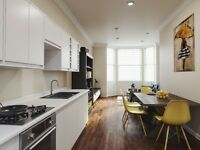 Ground Floor, 3 bedroom, 825 sqft apartment with 2 private outdoor spaces in Streatham Common