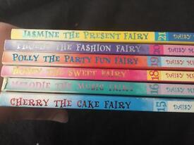 Daisy Meadows The Party Fairies