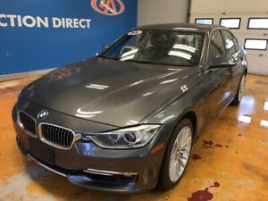 2015 BMW 328 i xDrive NAVI! SUNROOF! LEATHER! AWD!