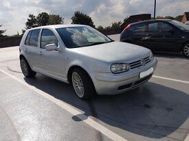 VW Golf 1.6 SE 2001 5 Door 12 Months MOT Excellent Runner