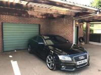 Audi A5 S-Line, coupe 2L diesel (not vw, mercedes, bmw, lexus, nissan, skoda)