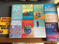 Mike Gayle Books For Sale
