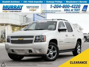 2011 Chevrolet Avalanche 1500 LTZ *Accident Free, Bluetooth, Hea