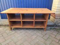 Long coffee table: Ikea Leksvik