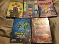 DVDs kids some brand new