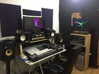 Affordable Mixing studio/ mastering studio/ online services