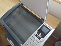 HP Photosmart 2575 All in One printer, copier, scanner