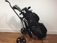 Golf complete set Ping Cobra Cleveland