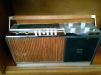 Vintage radio(untested)